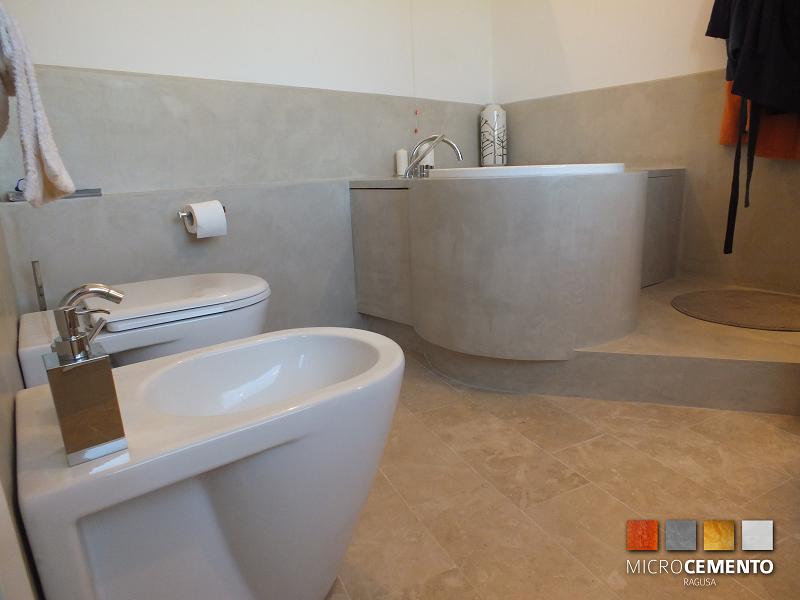 Come ristrutturare un bagno in 7 giorni ristrutturazioni bagno vasca doccia ragusa - Rifacimento del bagno ...