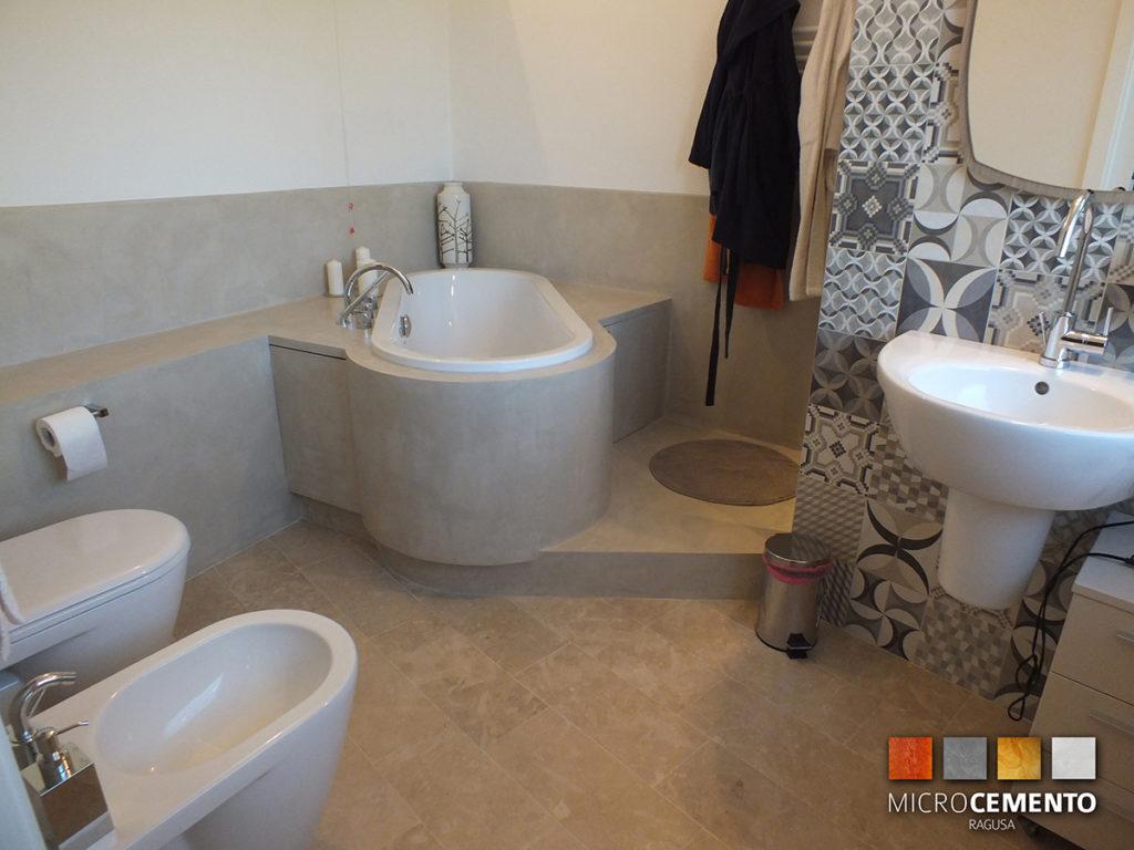 Microcementoragusa ristrutturazioni di interni a ragusa - Togliere piastrelle bagno ...